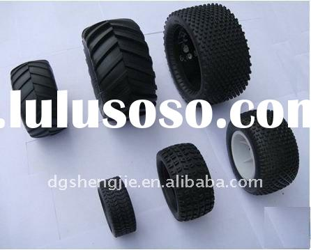 offer different sizes toy car wheel rubber