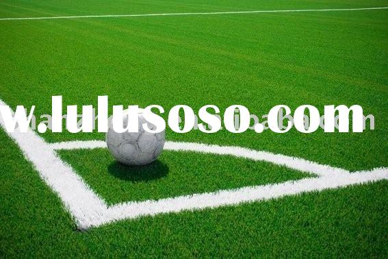 perfect outdoor football field artificial turf