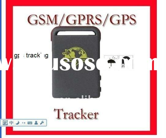portable personal protect equipment gsm gprs gps tracker device