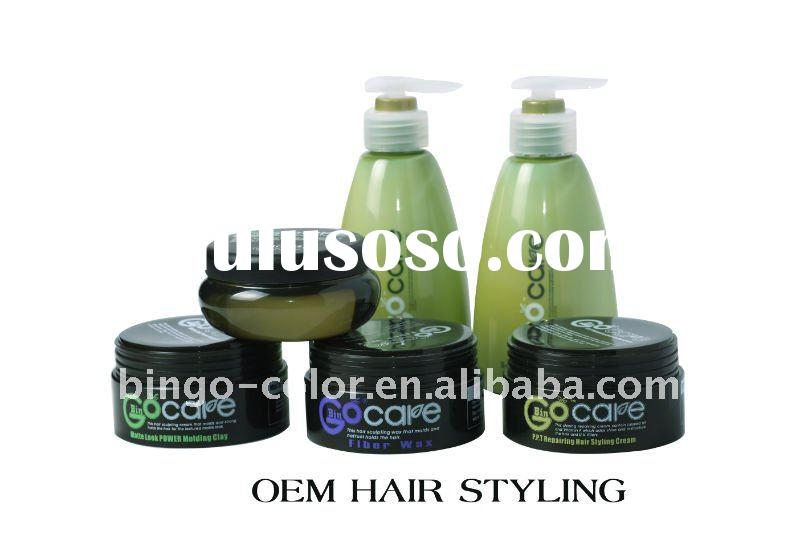 private label hair styling products