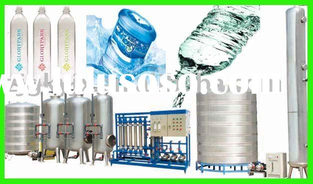 pure water treatment machine for Beverage Mineral water Pure water