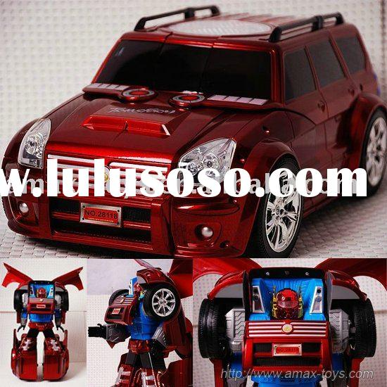 rm-28118 New Version RC Remote Control Dancing Car Robot With Music Flashlights