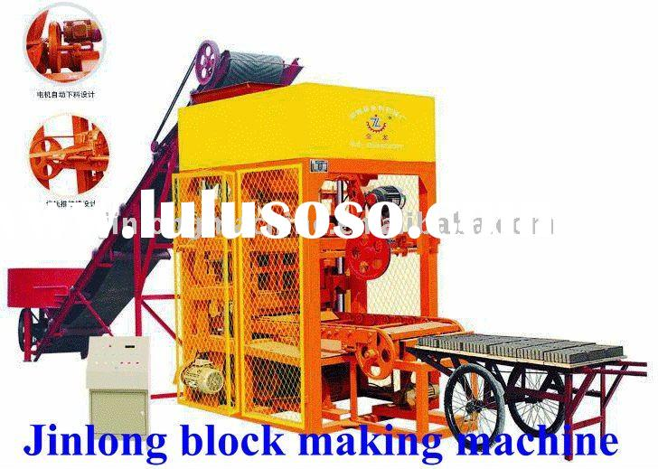 small mud brick making machine