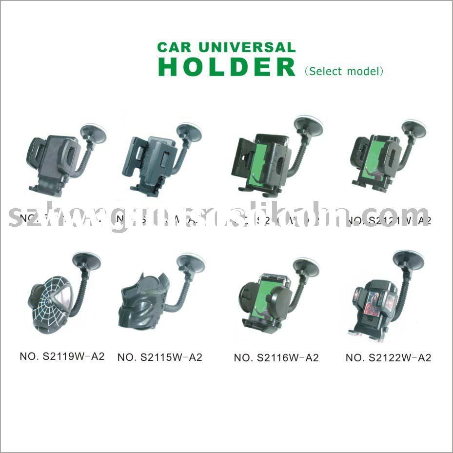 universal car holder,GPS holder,cell phone holder,mobile phone car holder