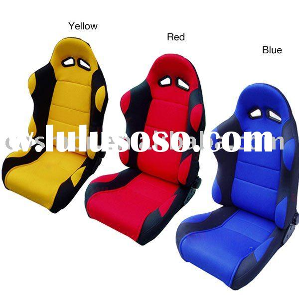 upholstery leather car seats for racing car