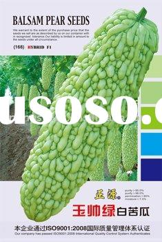 vegetable seed: YS White-Green Bitter Melon Seed