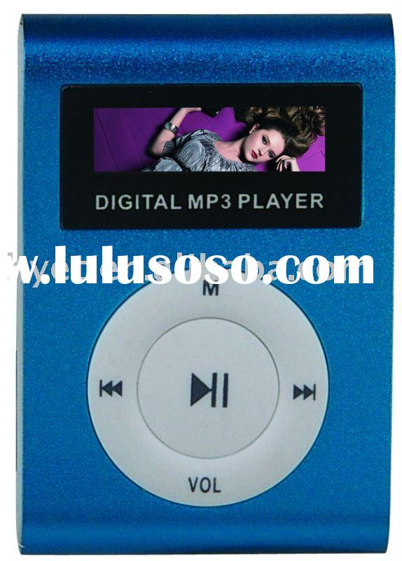 wholesale mp3 player factory made in China