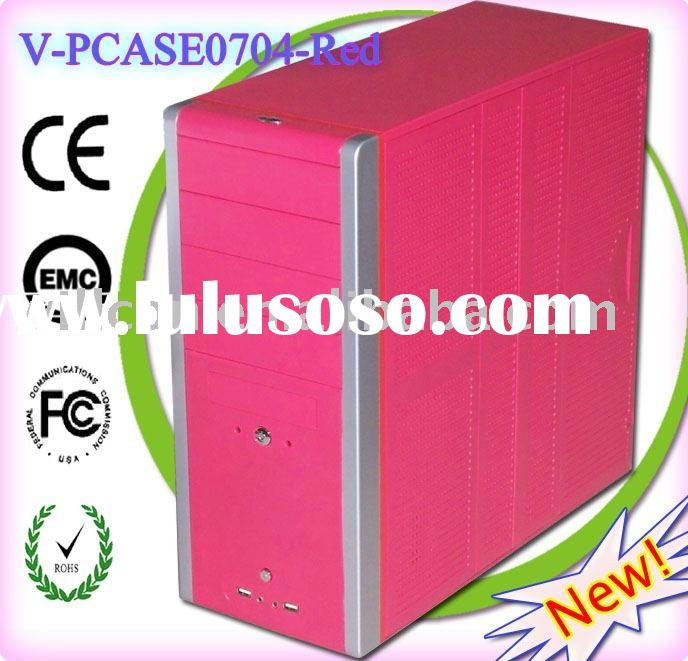 09 Hot sell high quality new special design plastic computer case