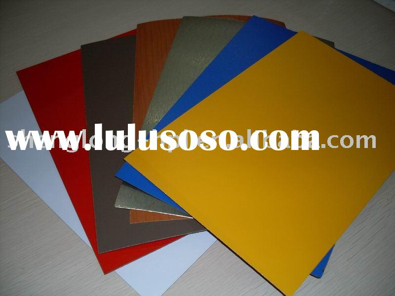 0.7mm thickness HPL Sheet/HIGH PRESSURE LAMINATE