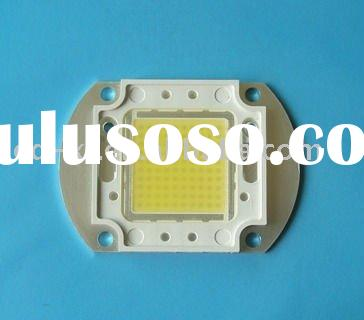 100W high power led(red,yellow,green,blue,warm white ,white)