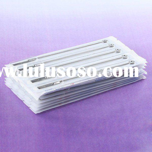 100 Sterile Tattoo Needles 14 Round Shader 14RS - S00401-226-2