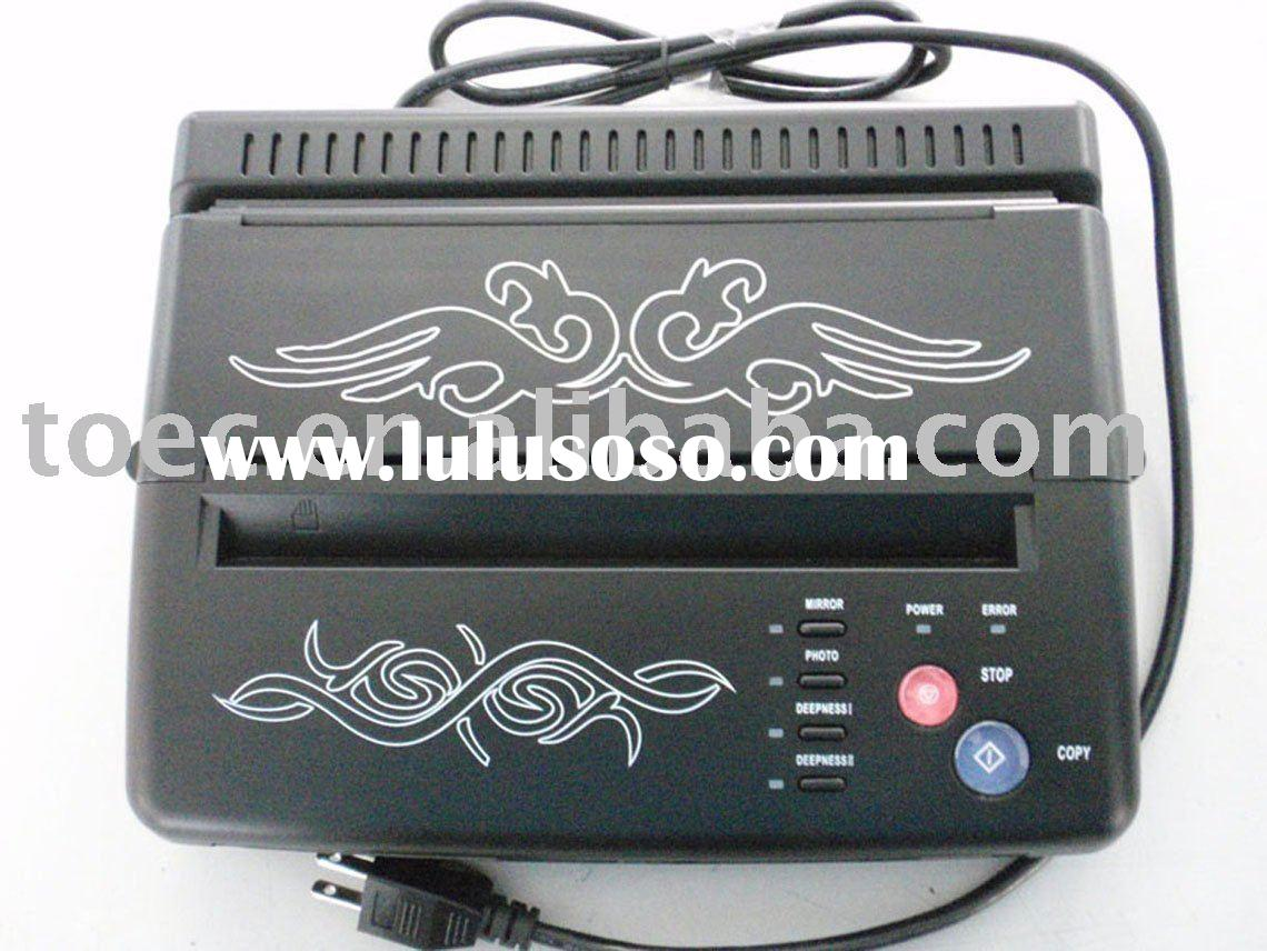 116F Thermal Tattoo Stencil Copier Machine