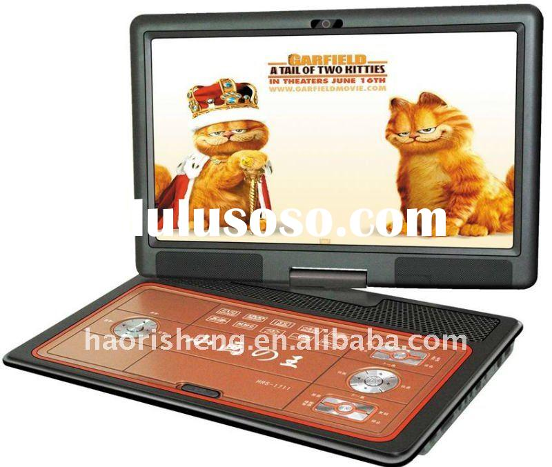15.6inch big screen Portable DVD player with TV USB/SD FM GAME