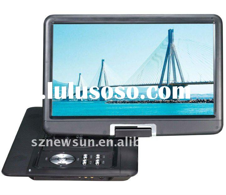 16.8'' Portable DVD PDVD with Copy Function/Fashion Design