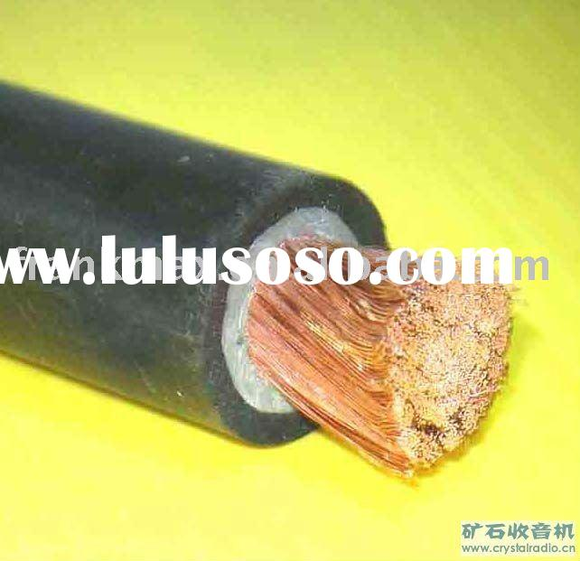 16mm2 welding cable Single/Double Insulation Rubber/PVC Welding Cable 600/1000V