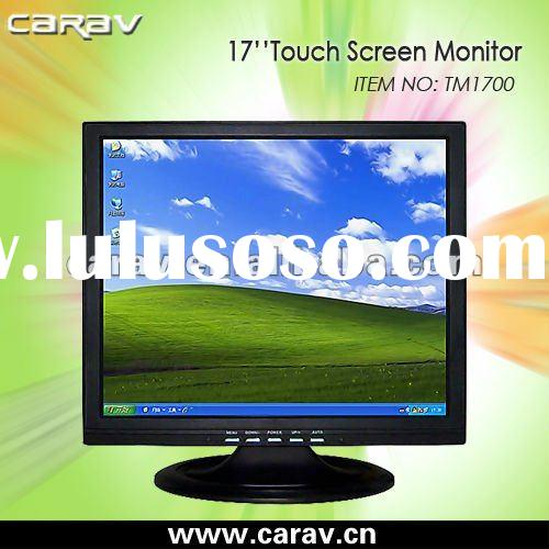 "17""TFT LCD touch screen monitor"