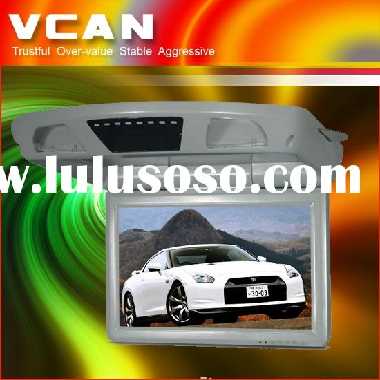 17 inch Flip Down TFT LCD Monitor with DVD player