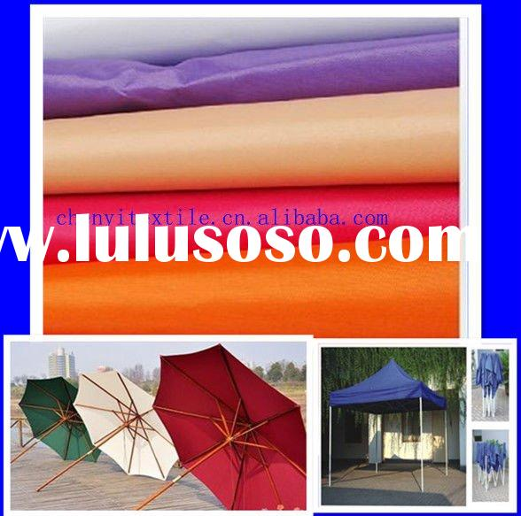 180T polyester taffeta outdoor fabric