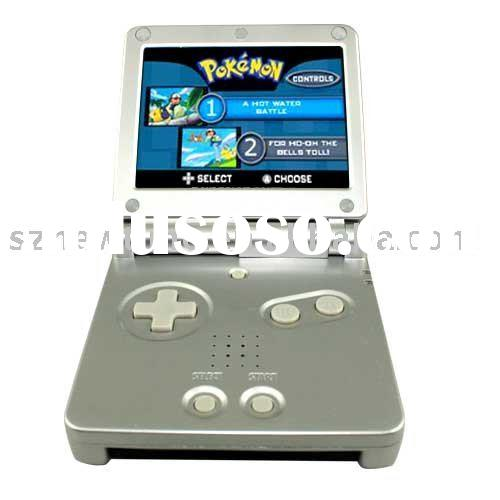 19999 games inside GBAME SP console,Game player,Handheld game console(Silver version)