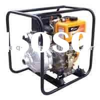1.5/2/3 inch diesel engine power high pressure water pump