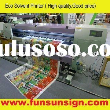1.8m Eco Solvent Printer ( DX5 head, 1440dpi )