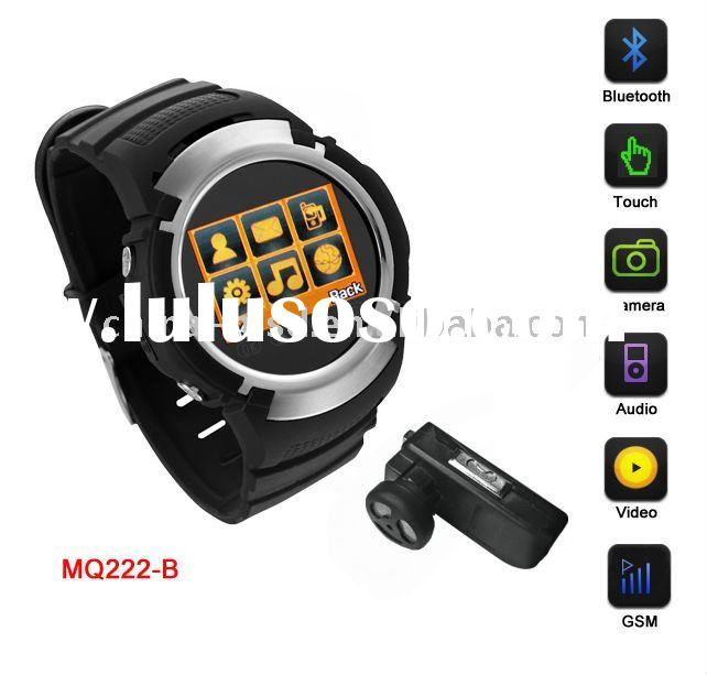 2011 GSM Touch Screen Camera Cell Phone Watch
