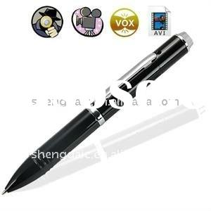 2011 High Quality Digital Video Recorder Pen Camera MP9G