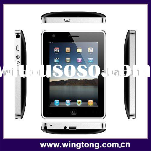 "2011 Latest 3.5"" WIFI TV touch screen mobile phone"
