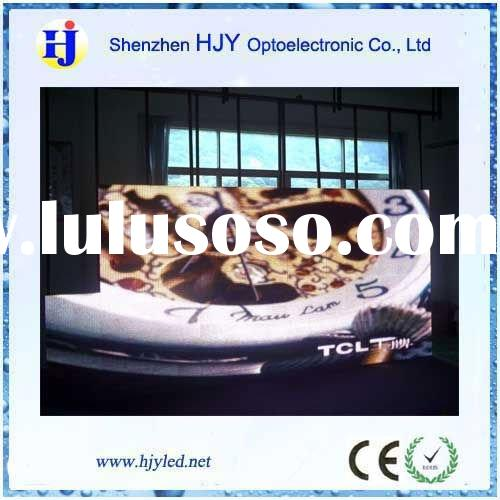2011 New products P20 high quality led full color screen outdoor