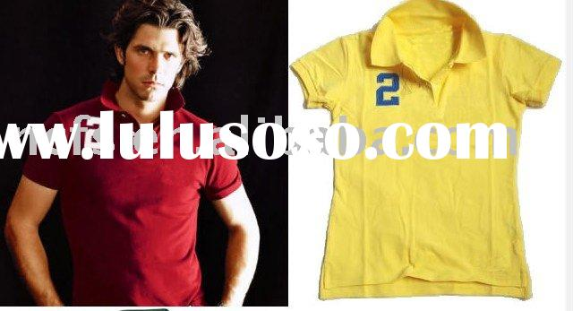 2011 Summer Pique Men's Polo Tshirt