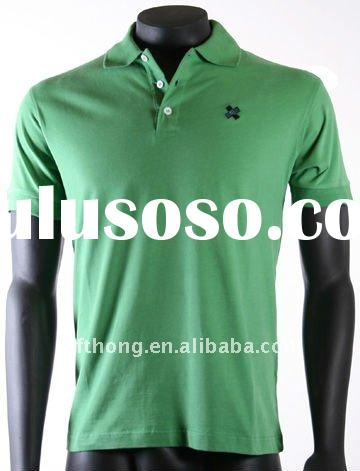 2011 fashion polo t shirt(dry fit, cotton)