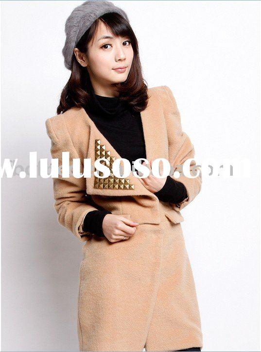 2011 fashion trends women winter clothing(F059)