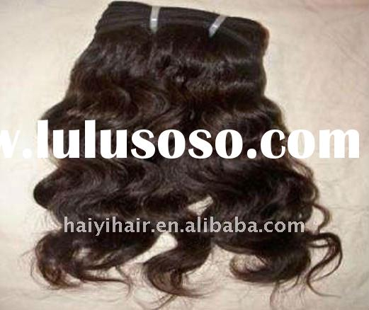 2011 hot sale malaysia hair extension