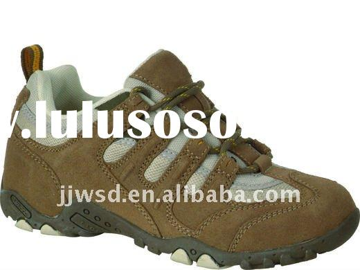 2011 lady design waterproof outdoor hiking shoes