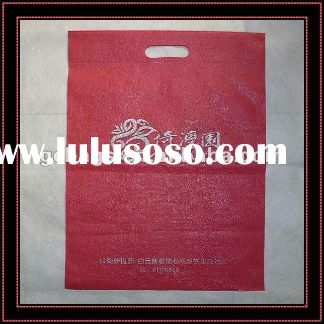 2011 new LDPE die cut plastic bag