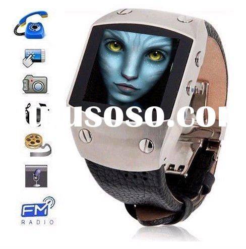 2011 new gsm wrist watch phone K12 paypal