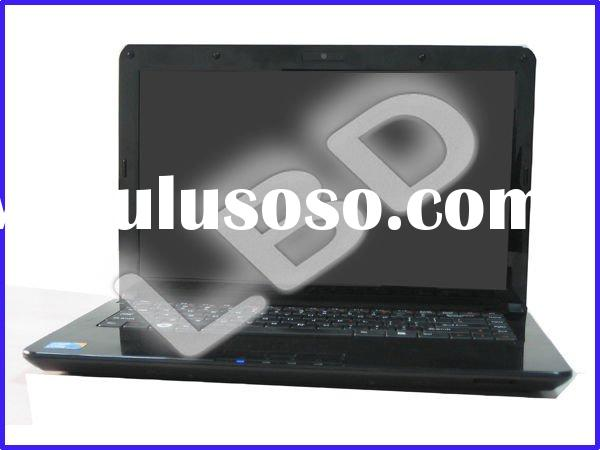 2011 newest DDR3 CPU I5 laptop entry level 14.0 inch I7 laptop LED Laptop computer