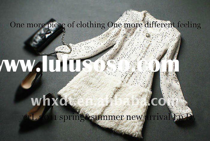 2011 newest women winter clothing top brand