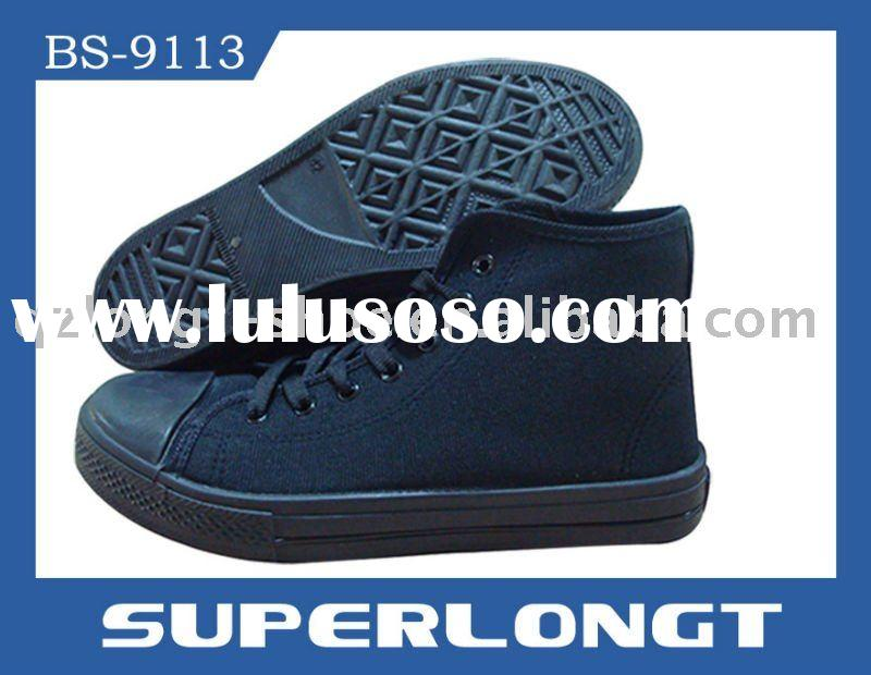 2011 very cheap chinese canvas shoes