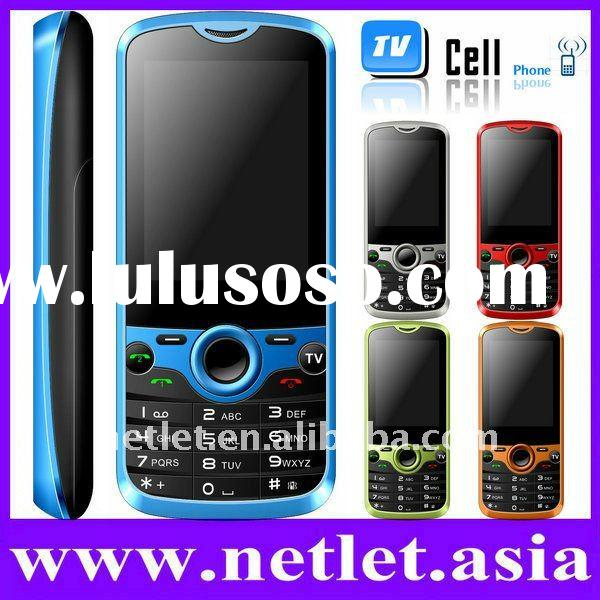 2012 China High Quality Touch Screen TV Mobile Phone