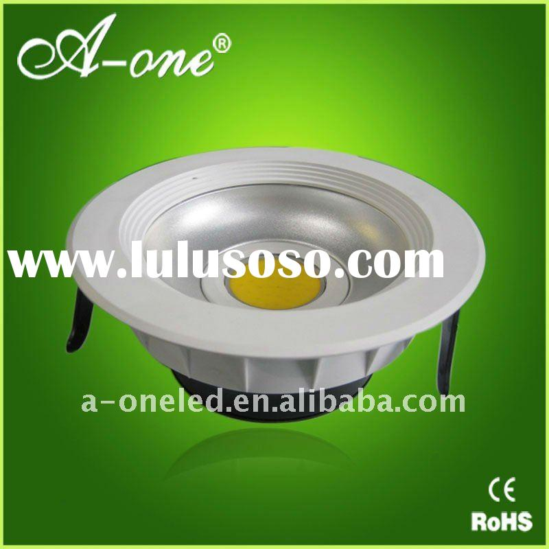 2012 High Power COB Led Downlight with CE,RoHS