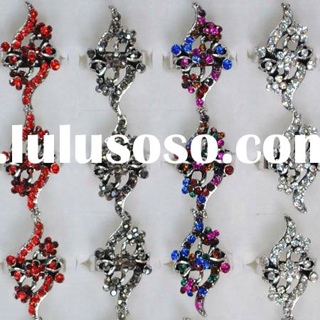 2012 High Quality Womens Costume Jewerly Rings R1181