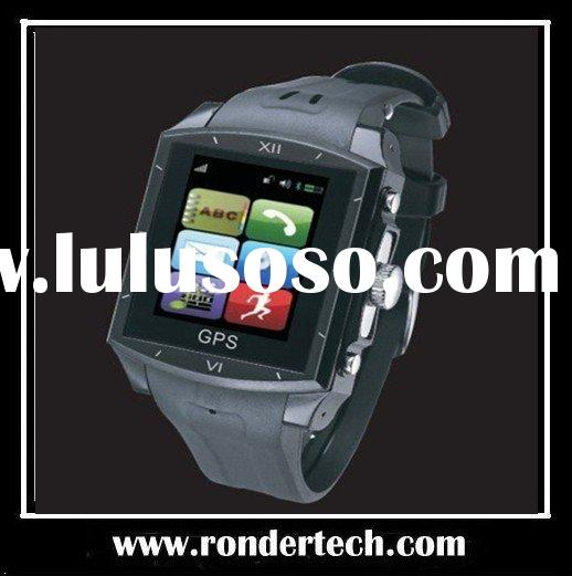2012 New GPS Watch Phone K2000