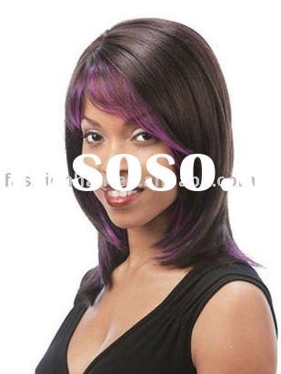 2012 New Hot Sale Fashion African American Synthetic Wig