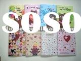 2012 high quality design your own notebook cover