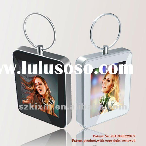 2012 hot sales! 1.5inch mini digital photo frame for promotional gift