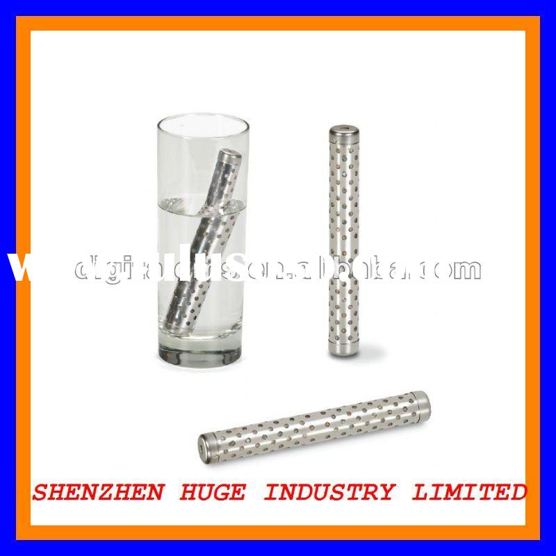 2012 hot selling high quality deionized filtered water purified by metal stick