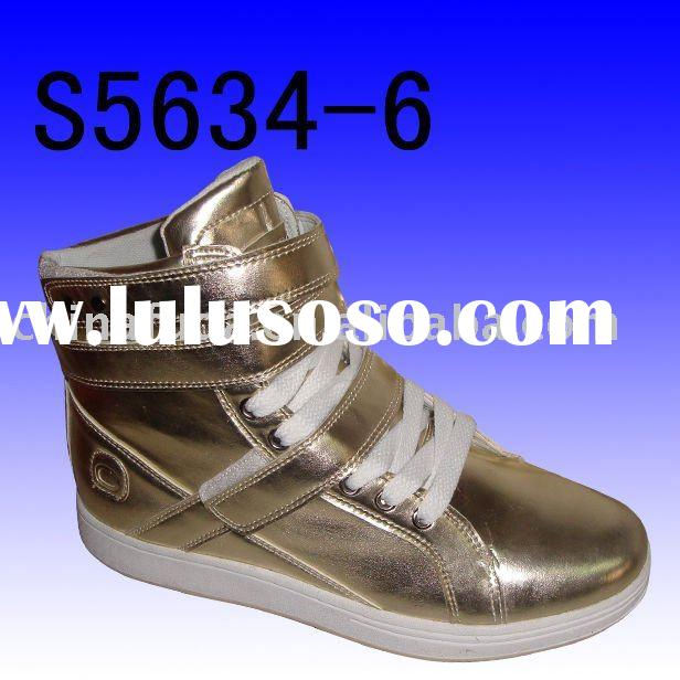 2012 latest high top skateboard shoes