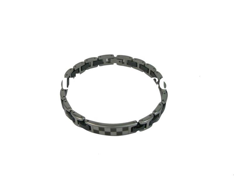 2012 new fashion medical stainless steel bracelets