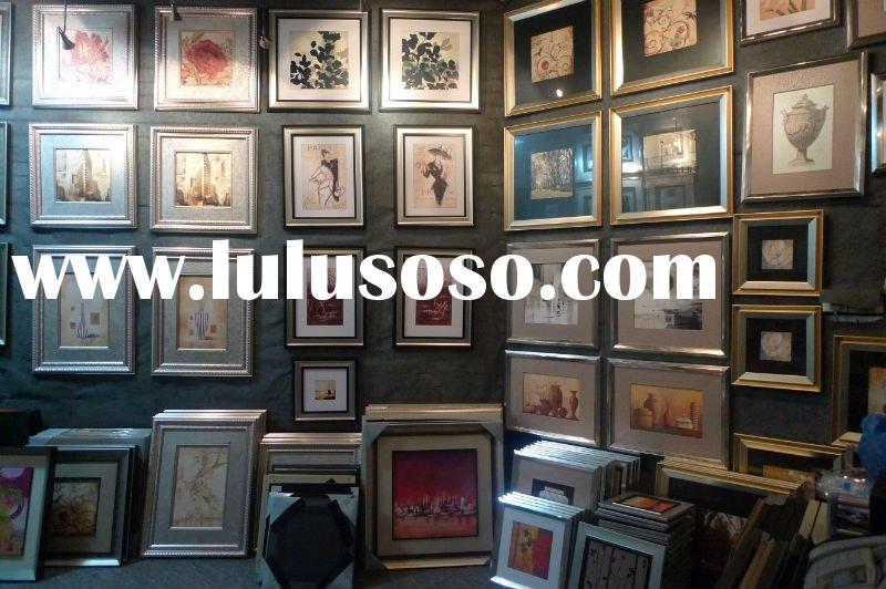 2012 new products for wall mounted high-end imitated oil painting
